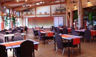 ホテル内レストラン実績写真1